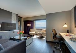InterContinental Saint Paul Riverfront - Saint Paul - Bedroom