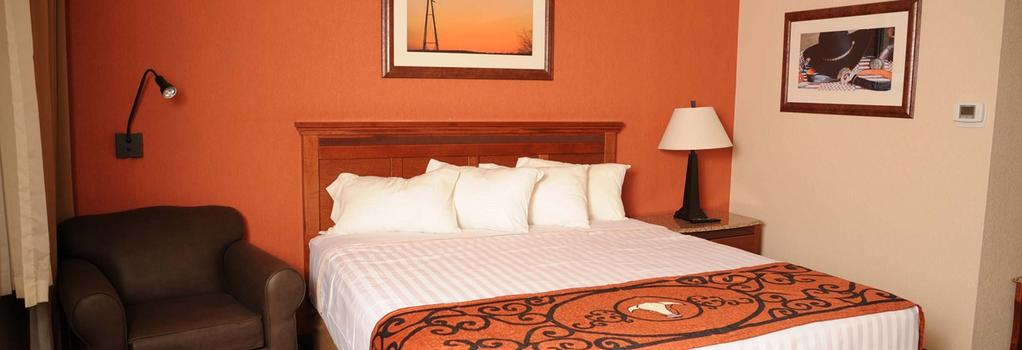 Ramada Elko Hotel at Stockmen's Casino - Elko - Bedroom