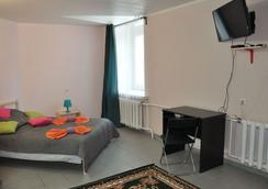 Barnaul Hostel - Barnaul - Bedroom