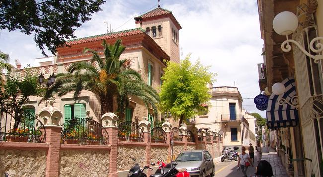 Sitges Royal Rooms - Sitges - Building