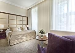 Hotel King David Prague - Prague - Bedroom