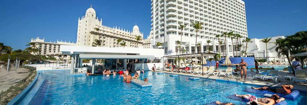 Riu Palace Antillas Adult Only - Palm Beach - Building