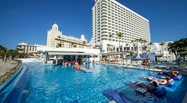 Riu Palace Antillas Adult Only - Palm Beach - Building