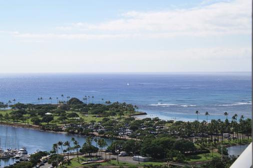 Ala Moana Hotel By Lsi Resorts - Honolulu - Outdoor view