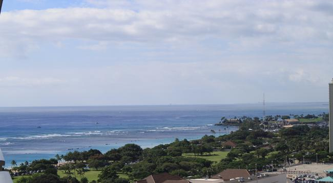 Ala Moana By Lsi Resorts - Honolulu - Outdoor view