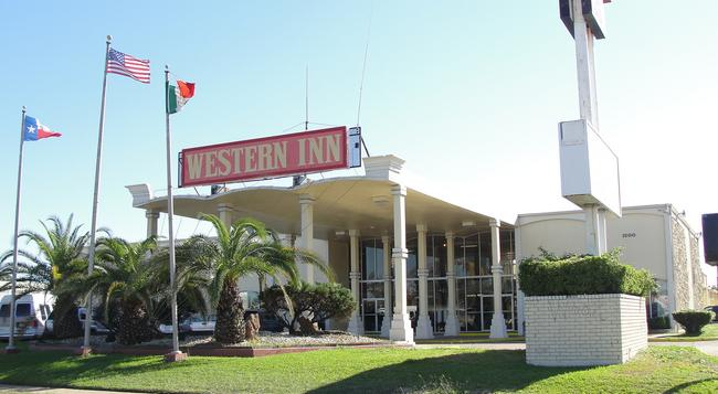 Western Inn - Houston - Building