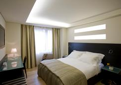 O&B Athens Boutique Hotel - Athens - Bedroom