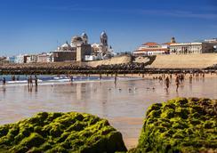 Occidental Cádiz - Cádiz - Beach