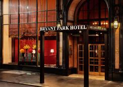 Bryant Park Hotel - New York - Building