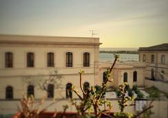 Hotel Mediterraneo - Siracusa - Outdoor view