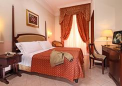 Hotel Nizza Roma - Rome - Bedroom