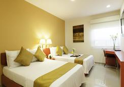 Mision Express Merida Altabrisa - Merida - Bedroom