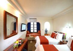 Mision Express Zona Rosa - Mexico City - Bedroom