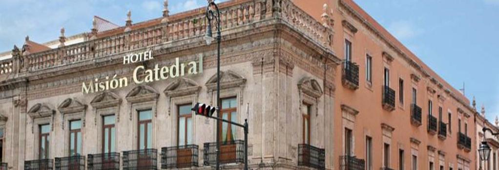 Hotel Mision Catedral Morelia - Morelia - Building