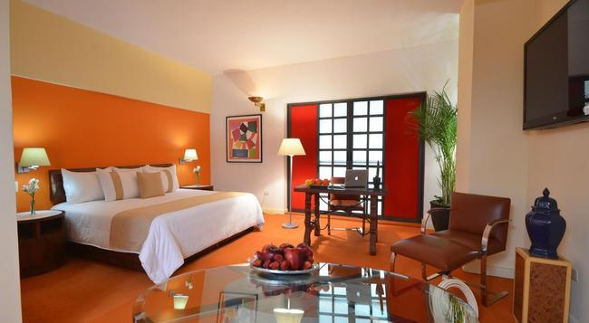 Hotel Mision Monterrey Historico - Monterrey - Building