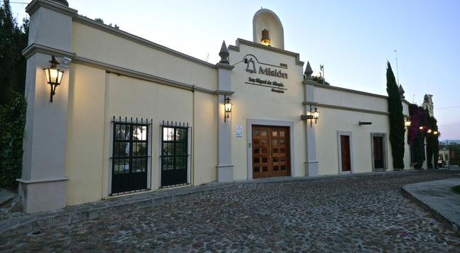 Mision San Miguel de Allende - San Miguel de Allende - Building