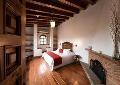 Hotel Boutique Mision Casa Colorada - Guanajuato - Bedroom