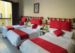 Mision Campeche America Centro Historico - Campeche - Bedroom