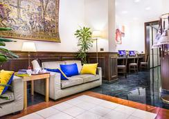 Hotel Diocleziano - Rome - Lobby
