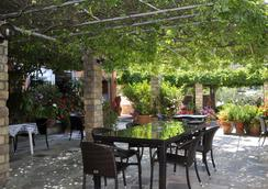 Pension Dandidis - Corfu - Restaurant