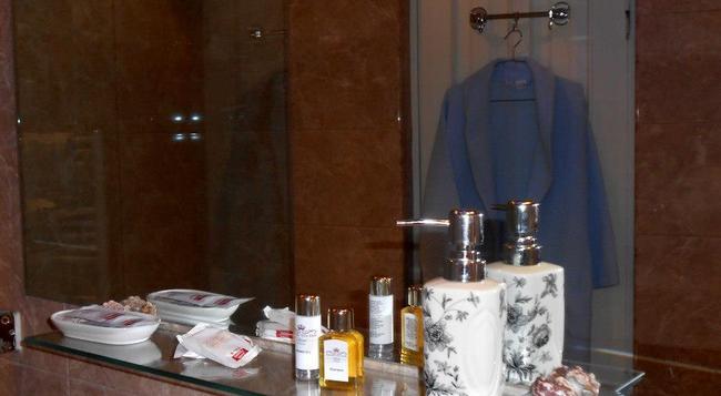David Hotel - Tbilisi - Bathroom