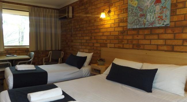 Ocean View Motor Inn - Merimbula - Merimbula - Bedroom