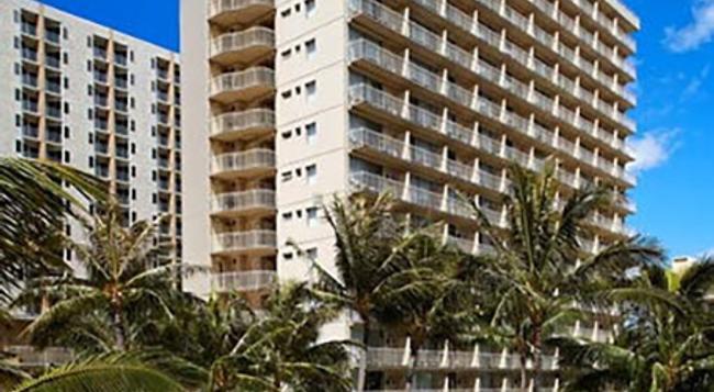 Courtyard by Marriott Waikiki Beach - Honolulu - Building