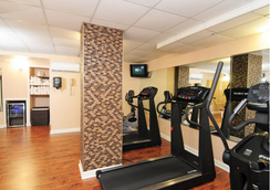 Holiday Inn At the Pavilion - Myrtle Beach - Gym