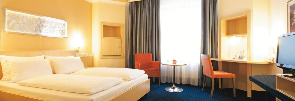 Intercityhotel Nürnberg - Nuremberg - Bedroom