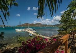 The Lodge - Antigua - English Harbour - Beach