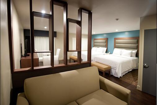 Blvd Hotel & Spa - Los Angeles - Bedroom