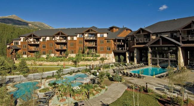 Grand Timber Lodge - Breckenridge - Building