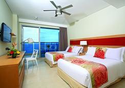Hotel Las Americas Torre Del Mar - Cartagena - Bedroom