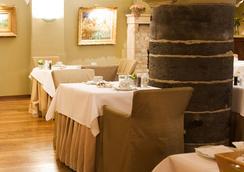 Hotel Die Swaene - Bruges - Restaurant