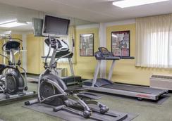 Club - Hotel Nashville Inn & Suites - Nashville - Gym