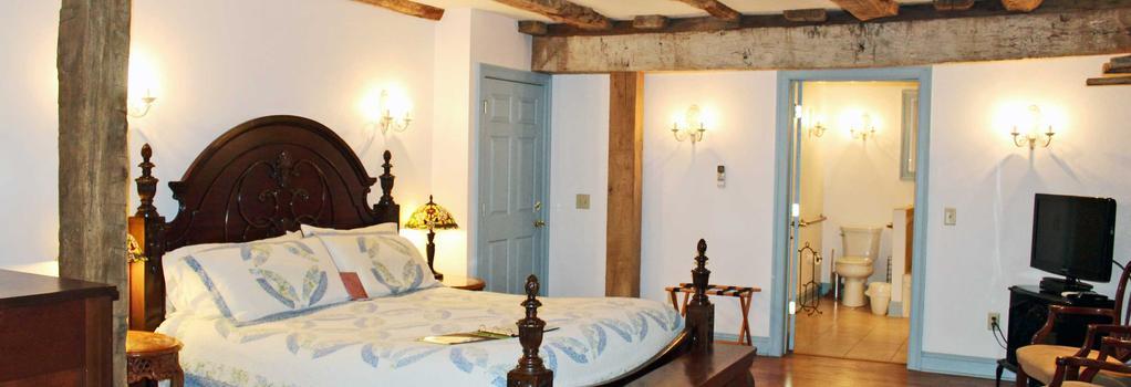 Battlefield Bed & Breakfast Inn - Gettysburg - Bedroom