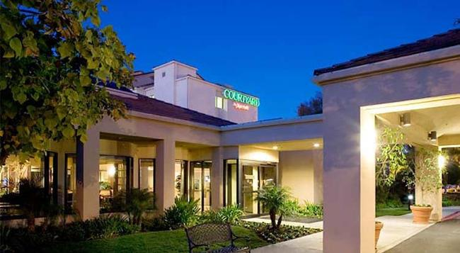 Courtyard by Marriott Costa Mesa South Coast Metro - Santa Ana - Building