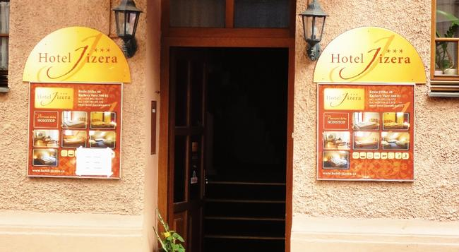 Hotel Jizera Karlovy Vary - Carlsbad - Building