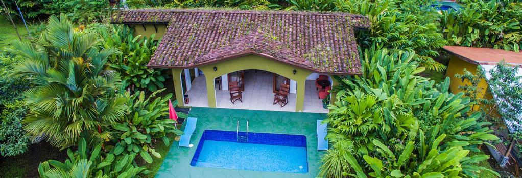 Mountain Paradise Hotel - La Fortuna - Building
