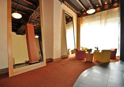 Hotel Metropolis - San Francisco - Lobby