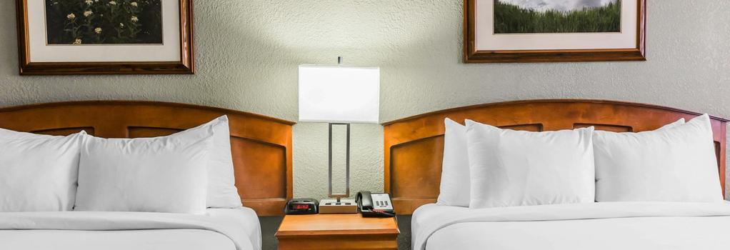 Quality Inn - Durango - Bedroom