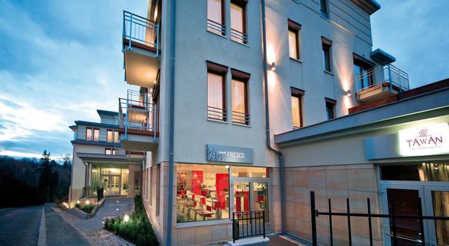 Rezidence Vysehrad - Prague - Building