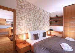 Rezidence Vysehrad - Prague - Bedroom