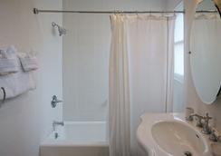 Harbor House Inn - Santa Barbara - Bathroom