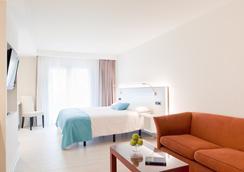 Hotel & Spa La Terrassa - Platja d'Aro - Bedroom
