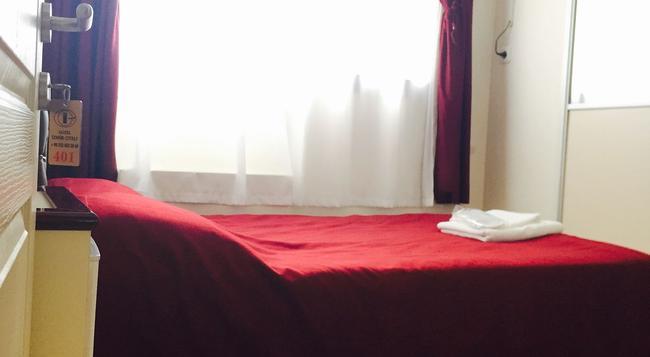Guzel Izmir Oteli - Izmir - Bedroom