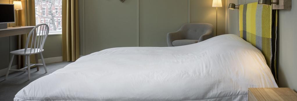 Hotel Light - Rotterdam - Bedroom