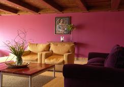 Hotel Tunquelen - San Carlos de Bariloche - Lobby