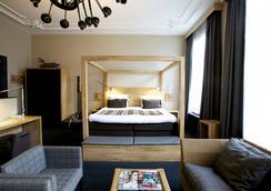 Hotel Vondel - Amsterdam - Bedroom