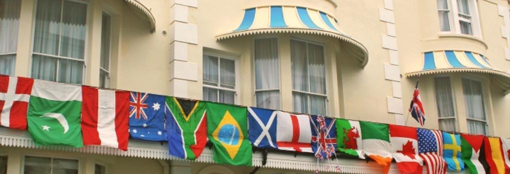 Savoy Court Hotel - Brighton - Building